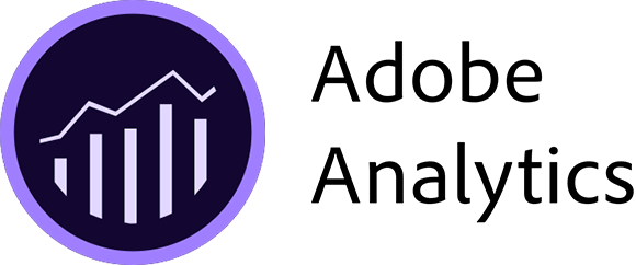Adobe analytics logo