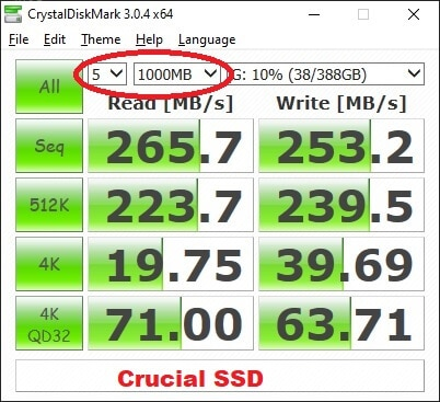 crucial mx500 vs samsung 860evo