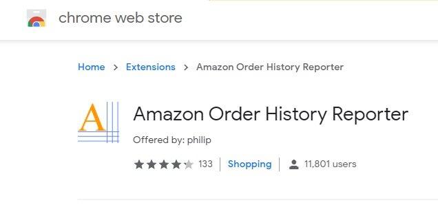 amazon india order history downloader