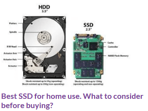 best ssd for home use