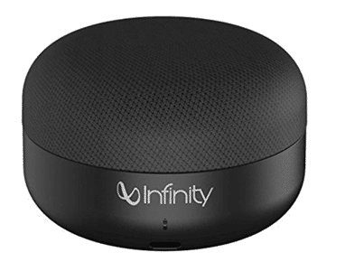 Infinity Fuze Pint Bluetooth Speaker infinity black