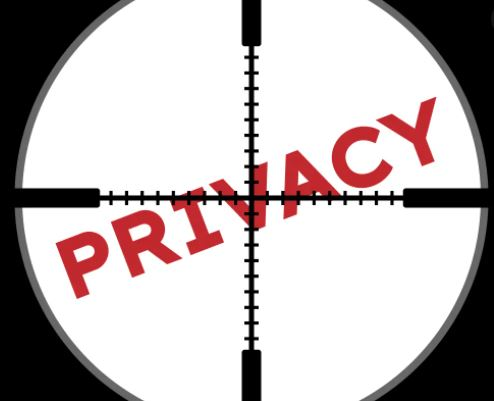 privacy of cloud storage