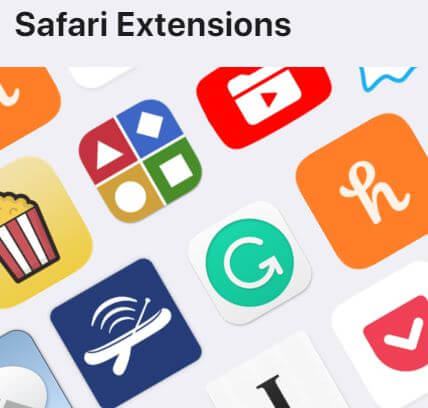 Safari extensions is top feature of iOS 15